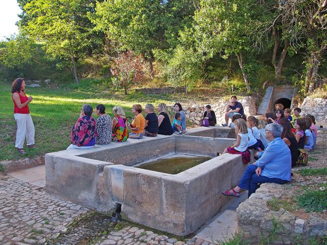 Journées du patrimoine (Saint-Paul et Valmalle, 2015)